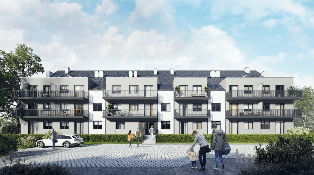 Mieszkanie dwupokojowe na sprzedaż Kruszewnia, Średzka  51m2 Foto 3