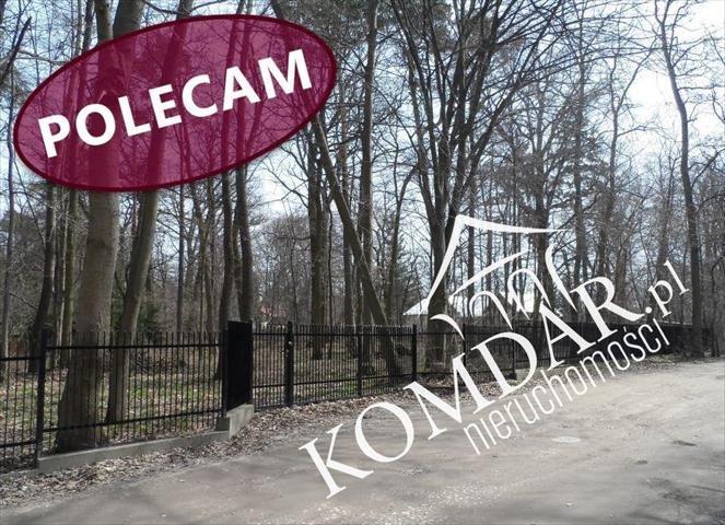 Działka leśna na sprzedaż Podkowa Leśna, Jana Pawła II  2000m2 Foto 1