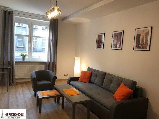 Mieszkanie trzypokojowe na wynajem Gliwice, Centrum, Częstochowska  72m2 Foto 2