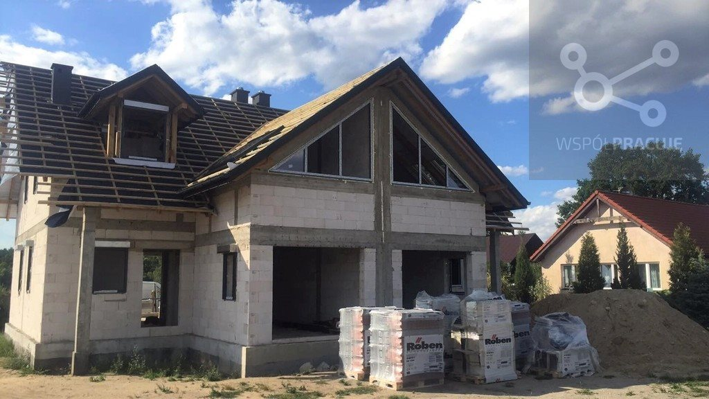 Dom na sprzedaż Żółwia Błoć  186m2 Foto 1