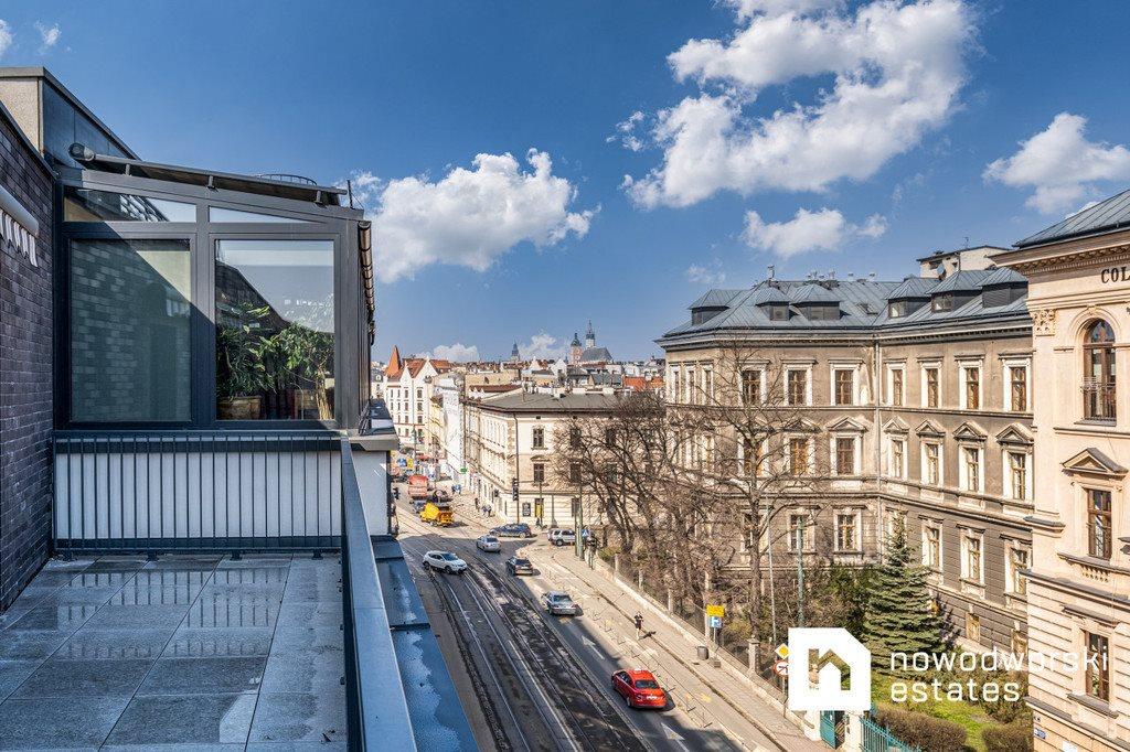 Mieszkanie dwupokojowe na sprzedaż Kraków, Śródmieście, Grzegórzecka  55m2 Foto 9