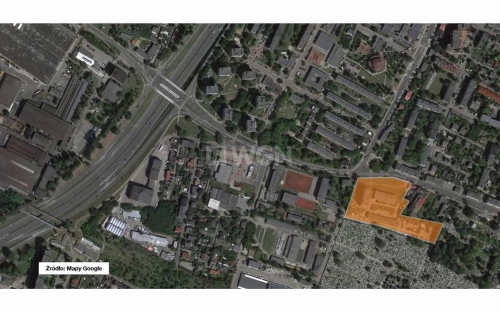 Lokal użytkowy na sprzedaż Sosnowiec, Stary Sosnowiec, Grota-Roweckiego  6742m2 Foto 9