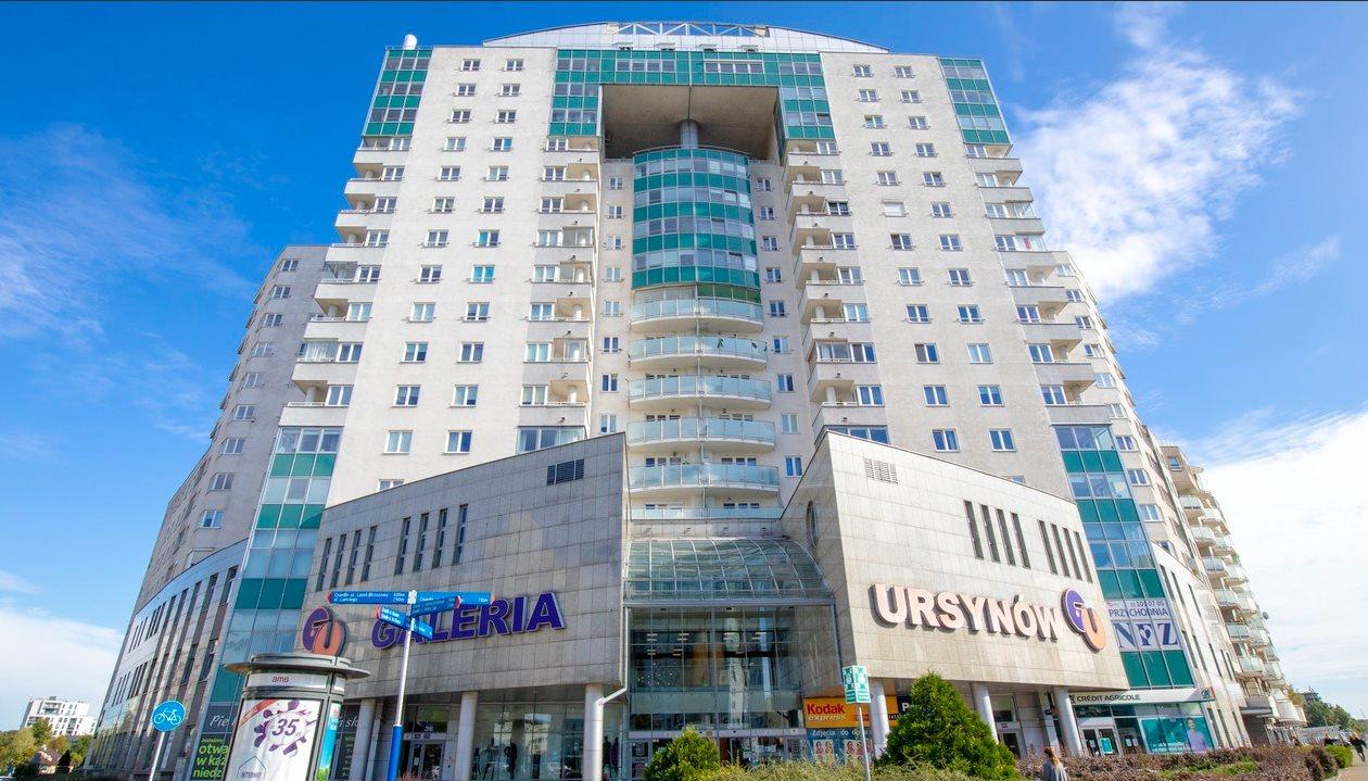 Lokal użytkowy na sprzedaż Warszawa, Ursynów, AL.KEN 36  75m2 Foto 1