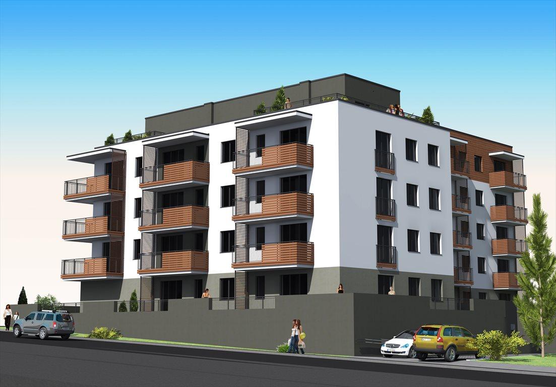 Mieszkanie trzypokojowe na sprzedaż Zabrze, Centrum, Henryka Sienkiewicza 15  73m2 Foto 2