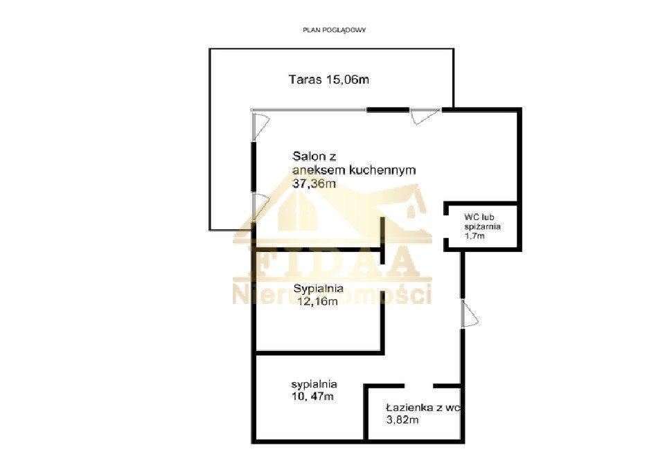 Mieszkanie trzypokojowe na sprzedaż Warszawa, Śródmieście, Burakowska  66m2 Foto 3