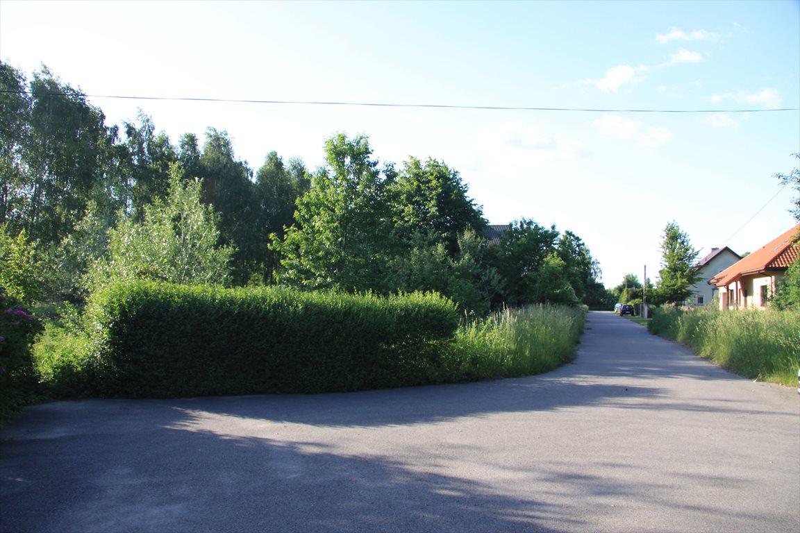 Działka budowlana na sprzedaż Łoś, Lipowa 1G  937m2 Foto 1