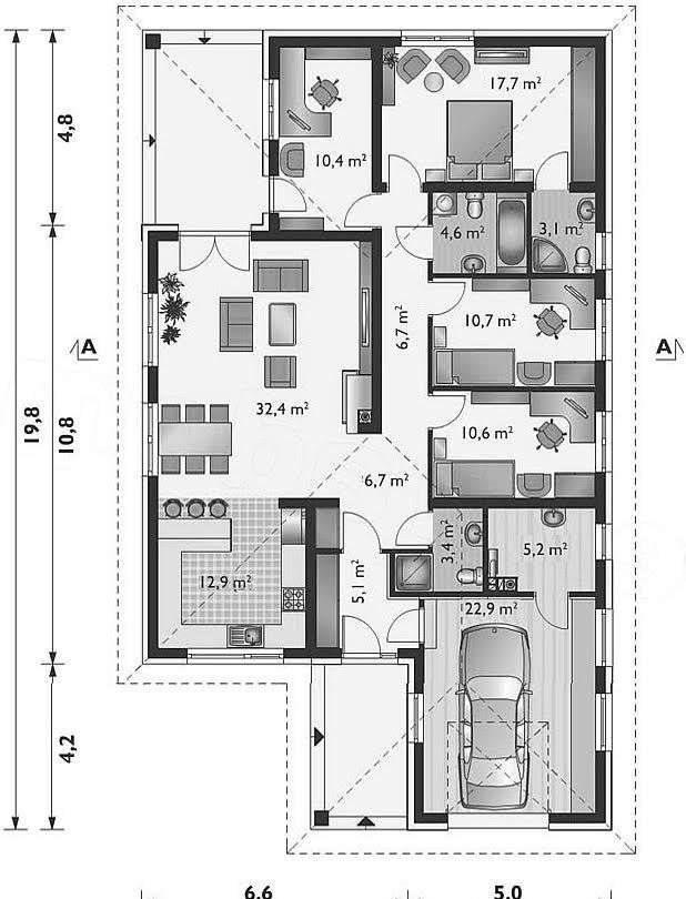 Dom na sprzedaż Legionowo, Jachranka,Wolnostojący  152m2 Foto 3