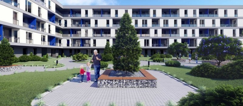 Mieszkanie dwupokojowe na sprzedaż Bielsko-Biała  42m2 Foto 4