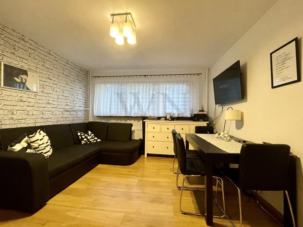 Mieszkanie dwupokojowe na sprzedaż Częstochowa, Tysiąclecie  37m2 Foto 1