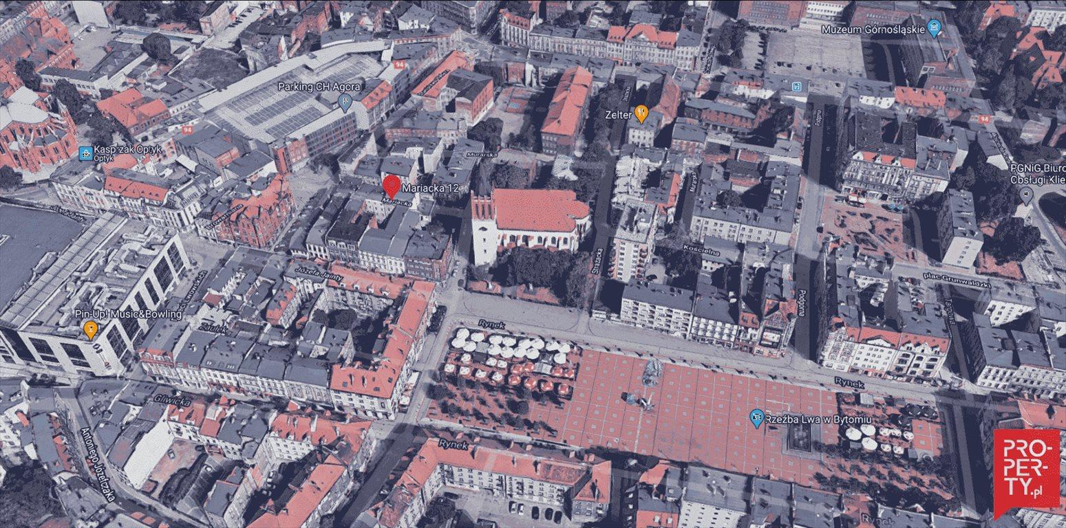 Działka budowlana na sprzedaż Bytom, Rozbark, Mariacka  290m2 Foto 1