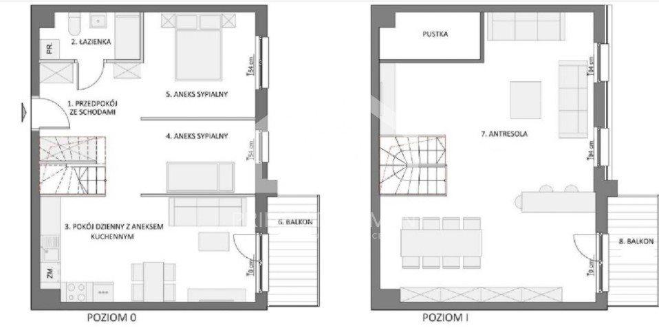 Mieszkanie czteropokojowe  na sprzedaż Gdańsk, Maćkowy, Starogardzka  102m2 Foto 2