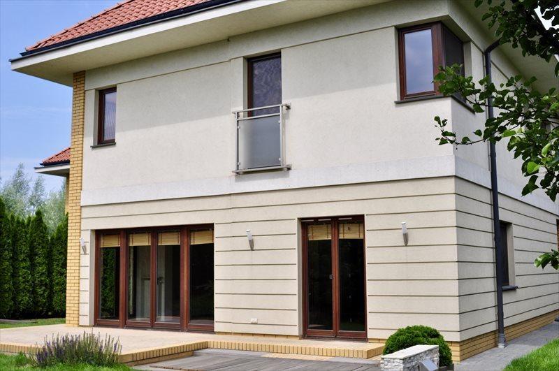 Dom na wynajem Warszawa, Wilanów, Wał Zawadowski  260m2 Foto 1