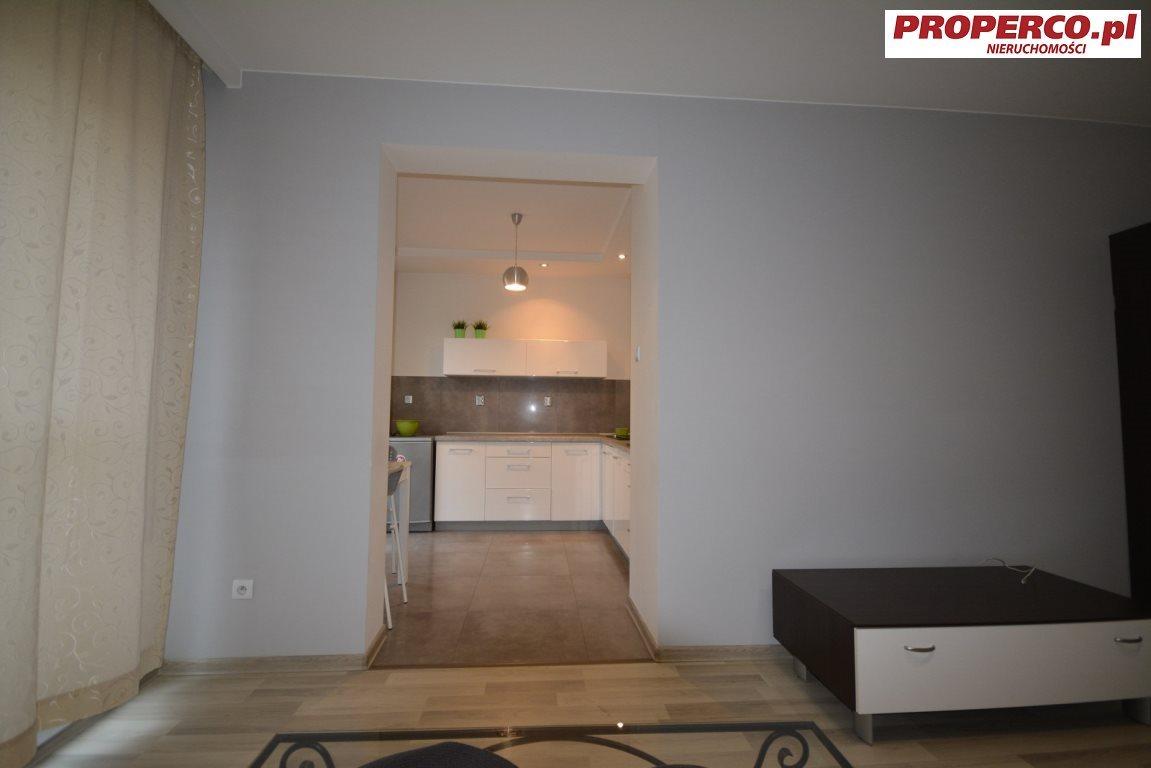 Mieszkanie dwupokojowe na wynajem Kielce, Centrum, Starodomaszowska  48m2 Foto 4