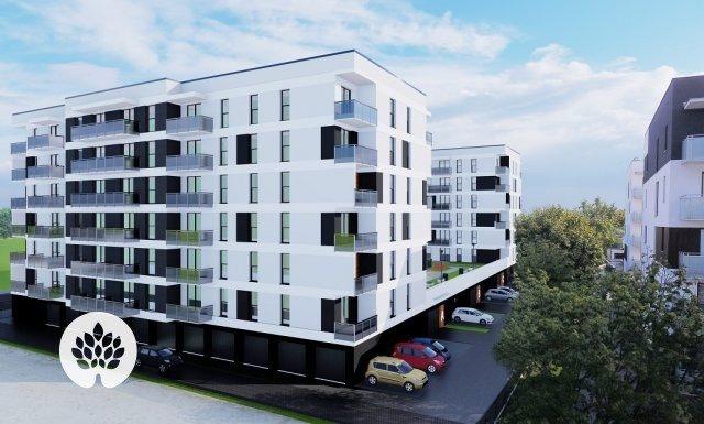 Mieszkanie dwupokojowe na sprzedaż Bydgoszcz, Bartodzieje Małe, Filmowa  45m2 Foto 1