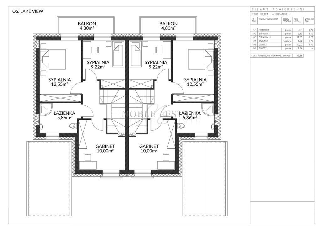 Dom na sprzedaż Kiekrz, Sadowa  87m2 Foto 11