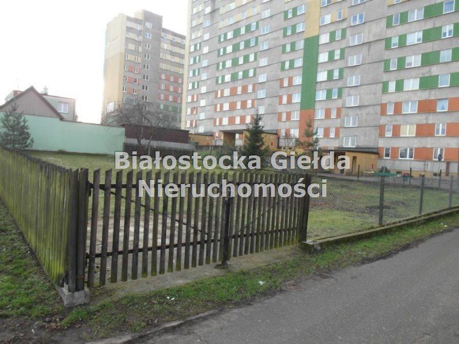 Działka inwestycyjna na sprzedaż Białystok, Dziesięciny II  771m2 Foto 4
