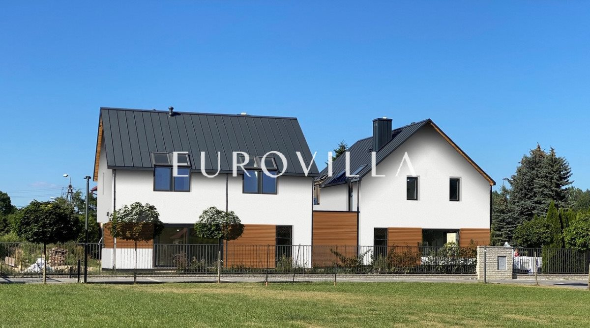 Luksusowy dom na sprzedaż Warszawa, Wilanów Kępa Zawadowska, Gwarna  225m2 Foto 2