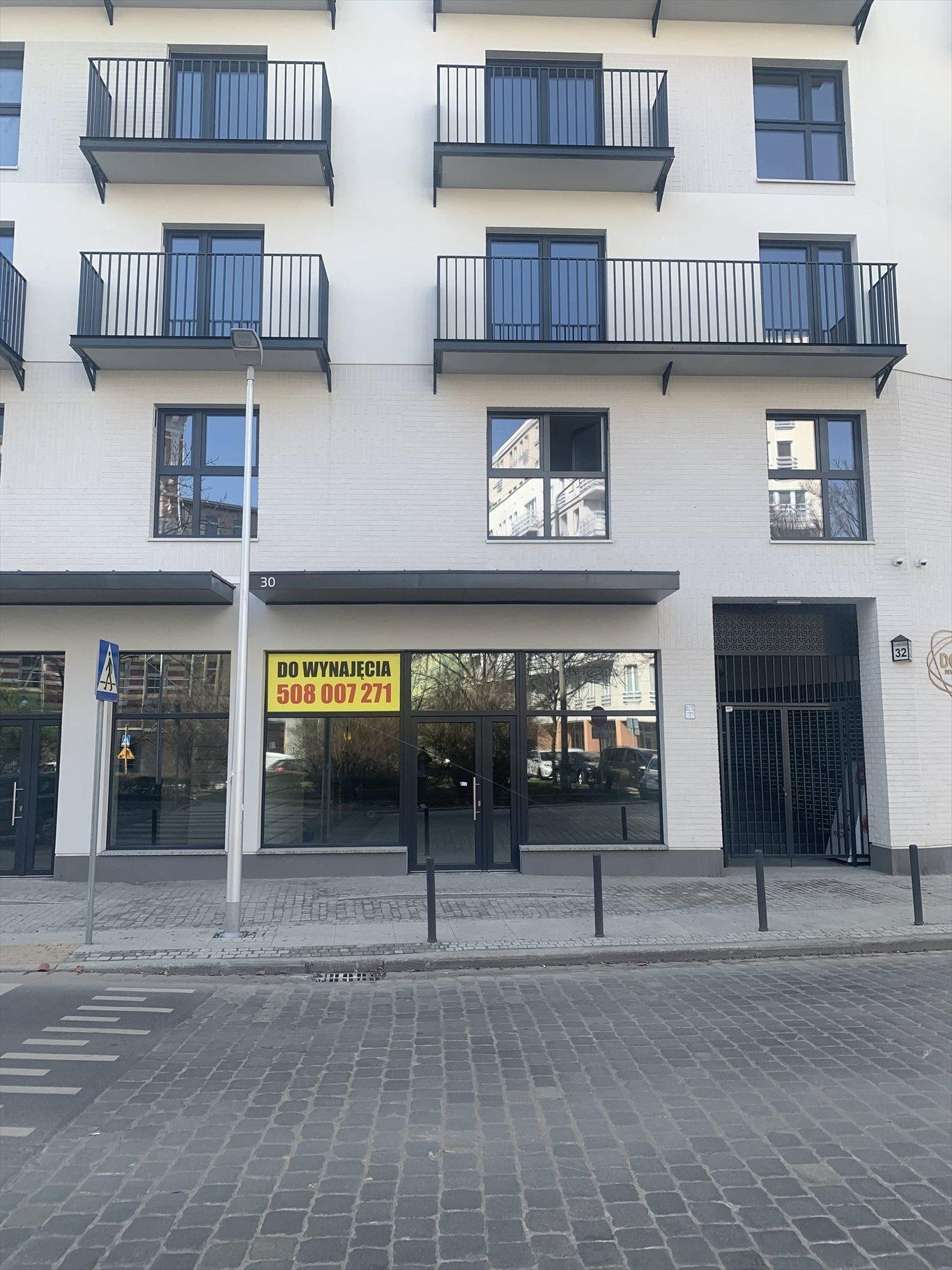 Lokal użytkowy na sprzedaż Wrocław, Stare Miasto, Kurkowa 28  92m2 Foto 1