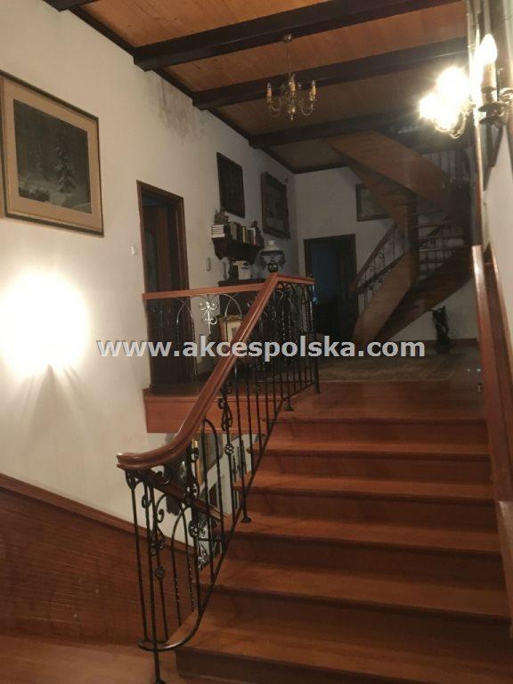 Dom na sprzedaż Warszawa, Wawer, Zbójna Góra, Czołgistów  680m2 Foto 6
