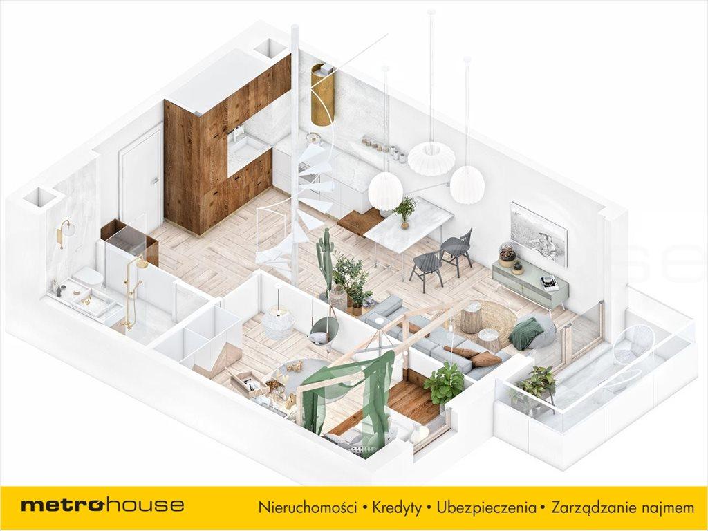 Mieszkanie dwupokojowe na sprzedaż Gdańsk, Morena, Myśliwska  77m2 Foto 4