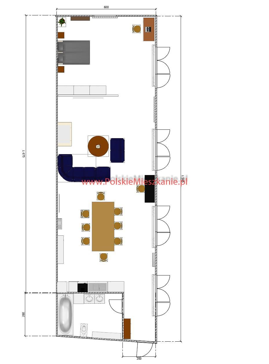 Mieszkanie dwupokojowe na sprzedaż Przemyśl  114m2 Foto 12