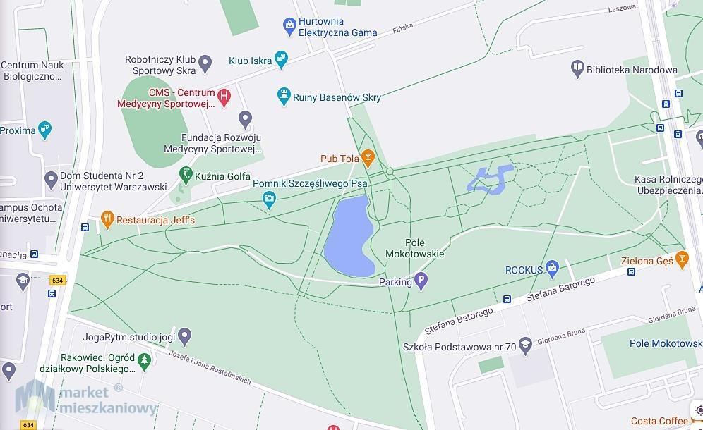 Lokal użytkowy na sprzedaż Warszawa, Ochota  35m2 Foto 1