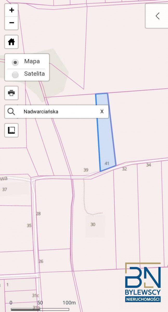 Działka rolna na sprzedaż Poznań, Umultowo, Nadwarciańska  3176m2 Foto 1