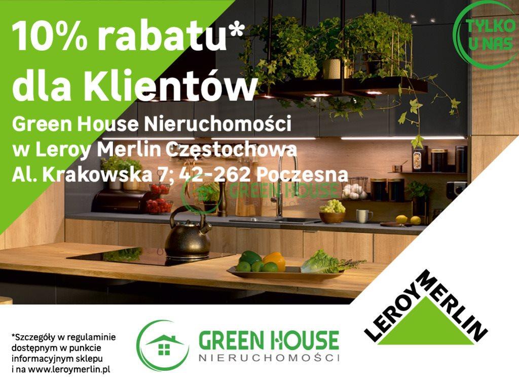 Mieszkanie dwupokojowe na sprzedaż Częstochowa, Śródmieście, Sprzedam 2 pokoje z balkonem w centrum.  50m2 Foto 11