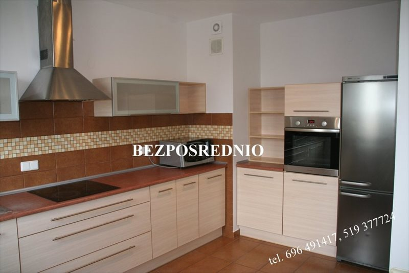 Mieszkanie dwupokojowe na wynajem Warszawa, Mokotów, Rajska  60m2 Foto 5