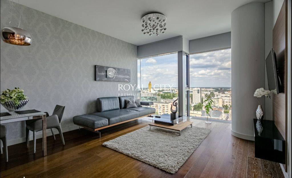 Mieszkanie dwupokojowe na wynajem Warszawa, Śródmieście, Twarda  54m2 Foto 3