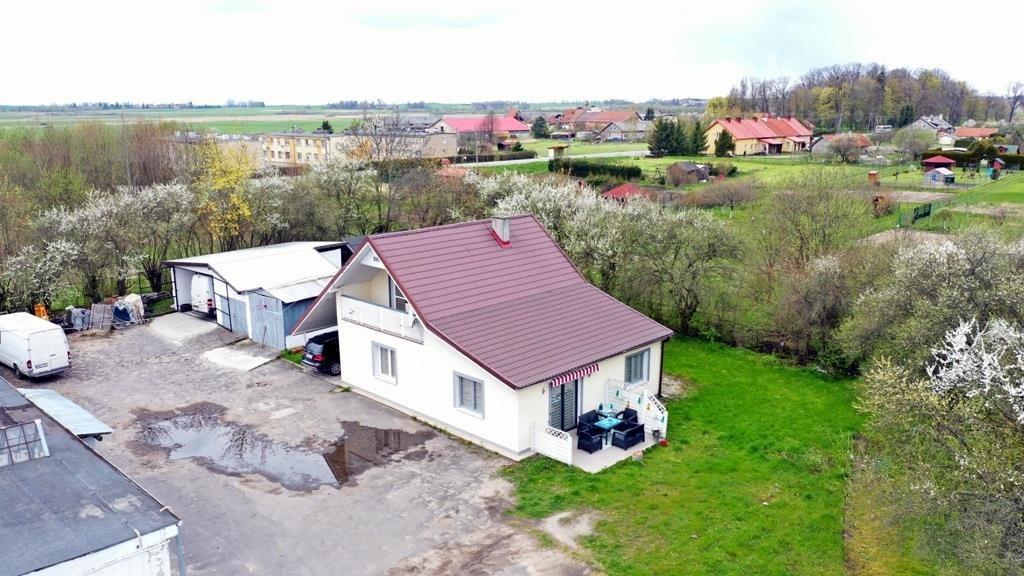 Lokal użytkowy na sprzedaż Maćki  850m2 Foto 3