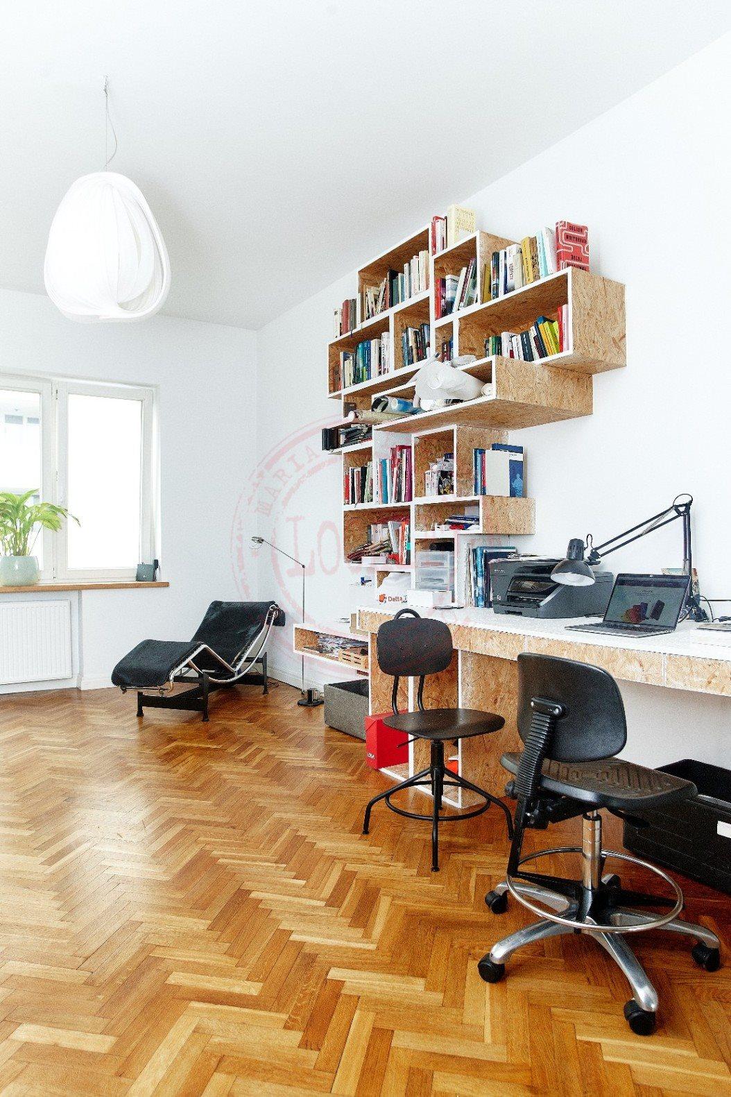 Mieszkanie na sprzedaż Warszawa, Śródmieście, okolice Belwederskiej  130m2 Foto 6