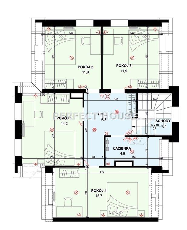 Dom na sprzedaż Baranowo  143m2 Foto 7