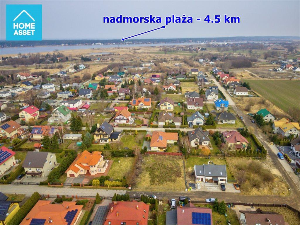 Działka budowlana na sprzedaż Wiślinka, Koralowa  732m2 Foto 4
