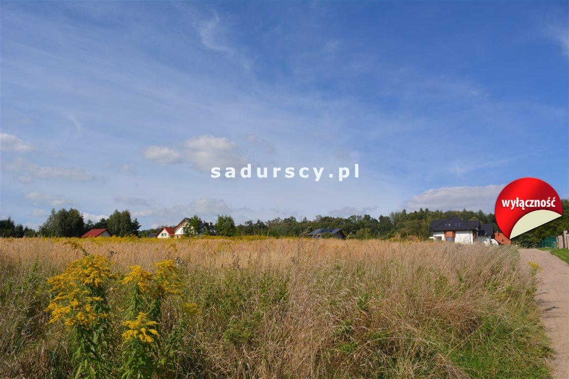Działka budowlana na sprzedaż Bolechowice, Spokojna  1900m2 Foto 6