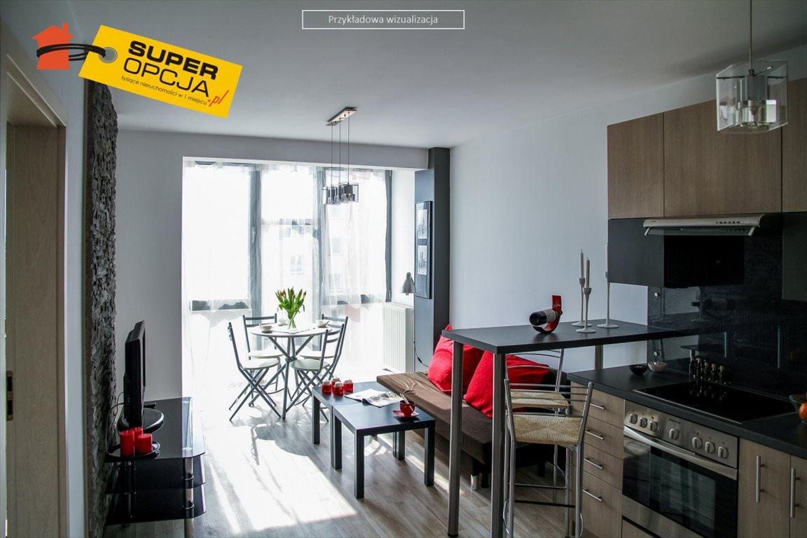 Mieszkanie dwupokojowe na sprzedaż Kraków, Mistrzejowice  41m2 Foto 1