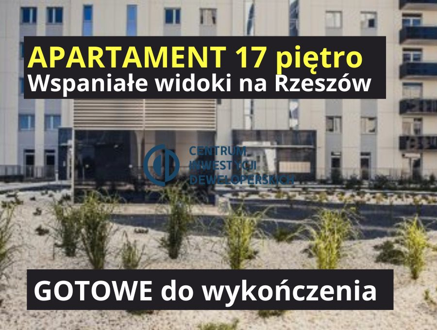 Mieszkanie trzypokojowe na sprzedaż Rzeszów, Małopolska  69m2 Foto 1