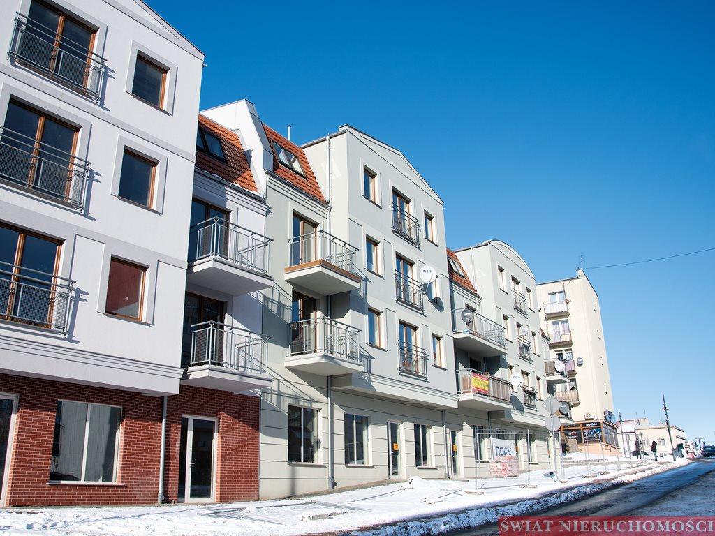 Mieszkanie dwupokojowe na sprzedaż Trzebnica  47m2 Foto 3