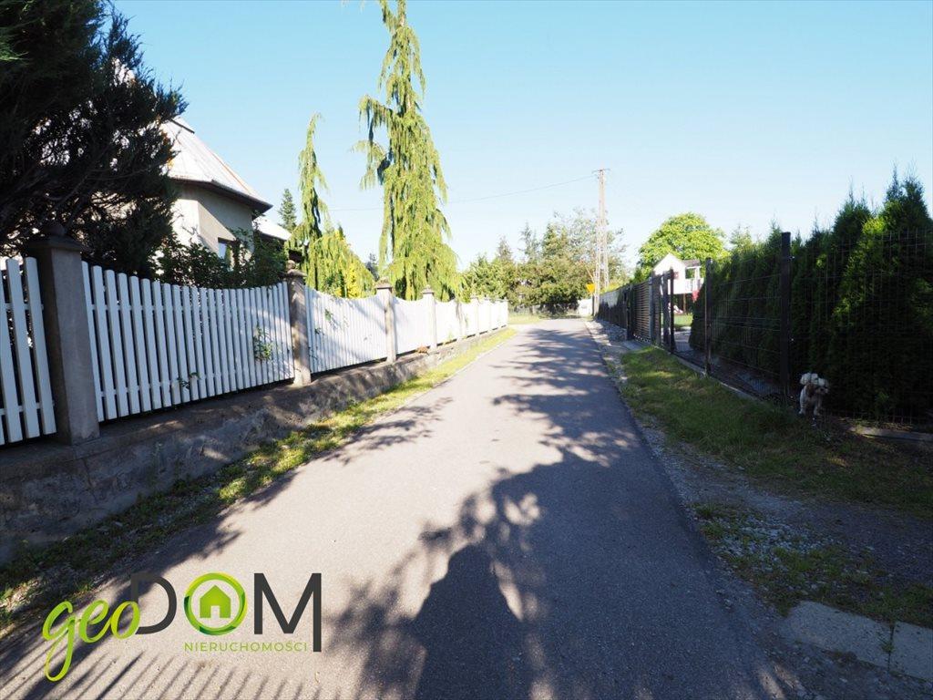 Działka budowlana na sprzedaż Okszów, Jaśminowa  892m2 Foto 6