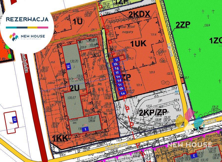 Działka komercyjna na sprzedaż Dywity, Olsztyńska  1127m2 Foto 4