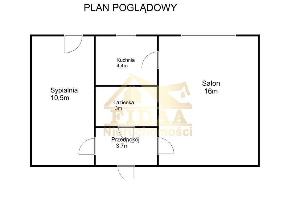 Mieszkanie dwupokojowe na sprzedaż Warszawa, Wola, Wolska  38m2 Foto 4