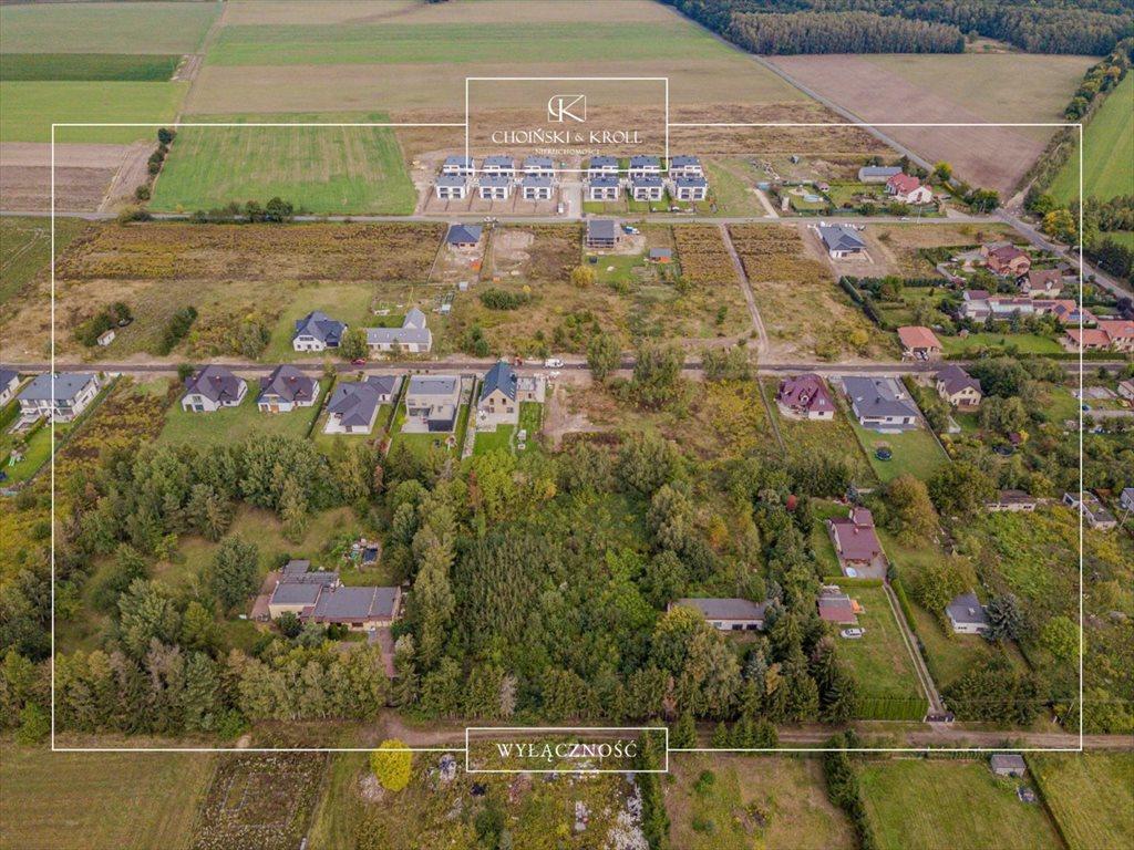 Działka budowlana na sprzedaż Poznań, Szczepankowo, Jeżynowa  1433m2 Foto 10