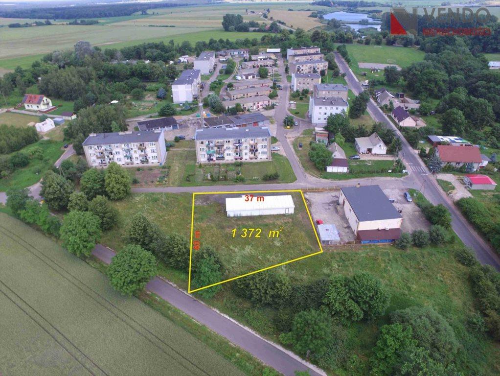 Działka budowlana na sprzedaż Kiszkowo  1372m2 Foto 2