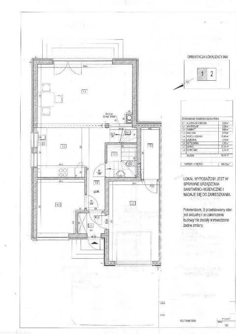 Dom na sprzedaż Głosków, Głosków  130m2 Foto 6