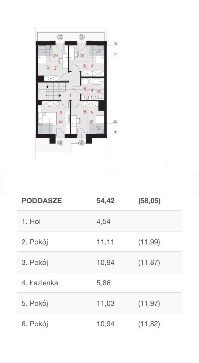Dom na sprzedaż Nowe Bielice  125m2 Foto 7