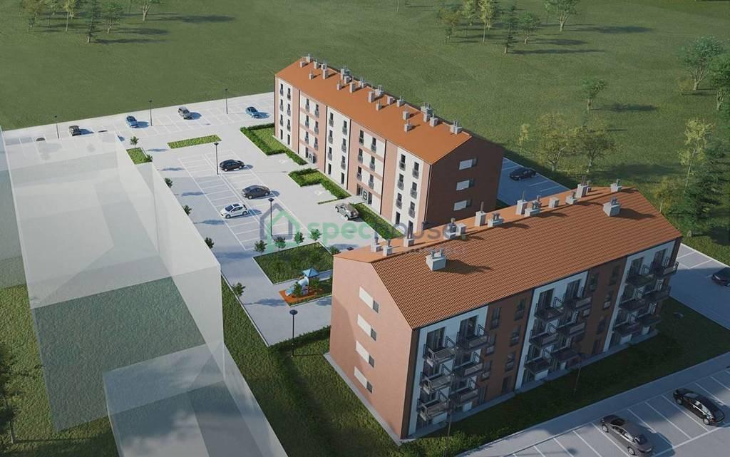 Mieszkanie dwupokojowe na sprzedaż Luboń, Armii Poznań  51m2 Foto 6