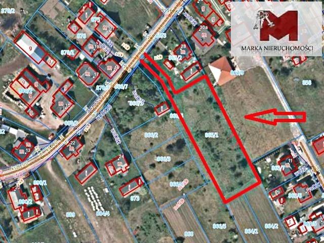 Działka budowlana na sprzedaż Bierawa, Ogrodowa  22m2 Foto 3