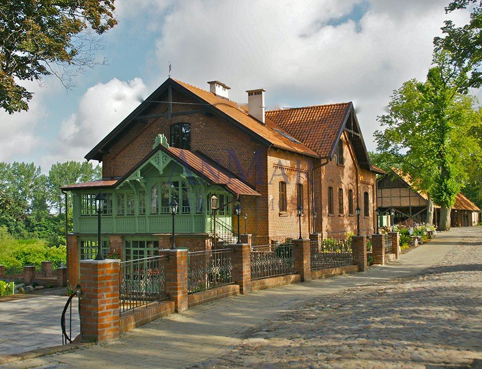 Lokal użytkowy na sprzedaż Małdyty, Leśna  3000m2 Foto 1
