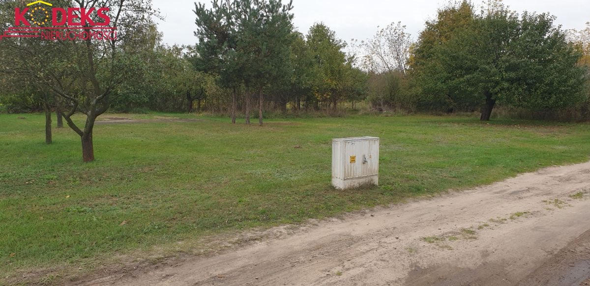 Działka budowlana na sprzedaż Stasi Las  1100m2 Foto 1
