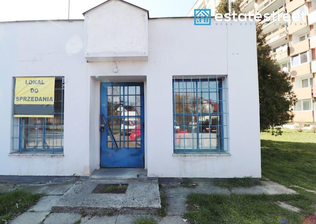 Lokal użytkowy na sprzedaż Kraków, Bieżanów-Prokocim, Bieżanów-Prokocim, Mała Góra  28m2 Foto 6
